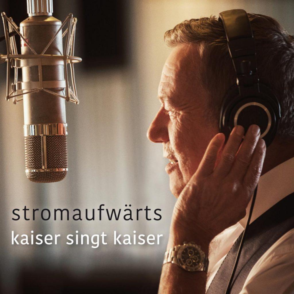 Roland Kaiser, stromaufwaerts_kaiser_singt_kaiser, Albumcover