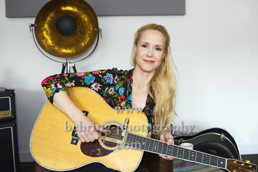 Tina Dico, Photocall, BMG, Berlin, 17.08.2018