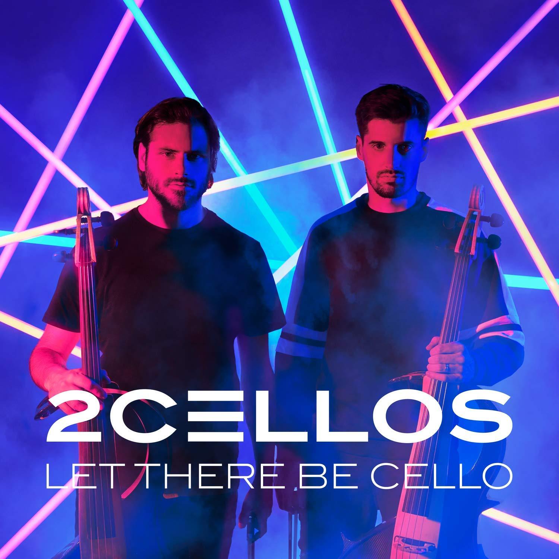 2CELLOS, Album-Cover
