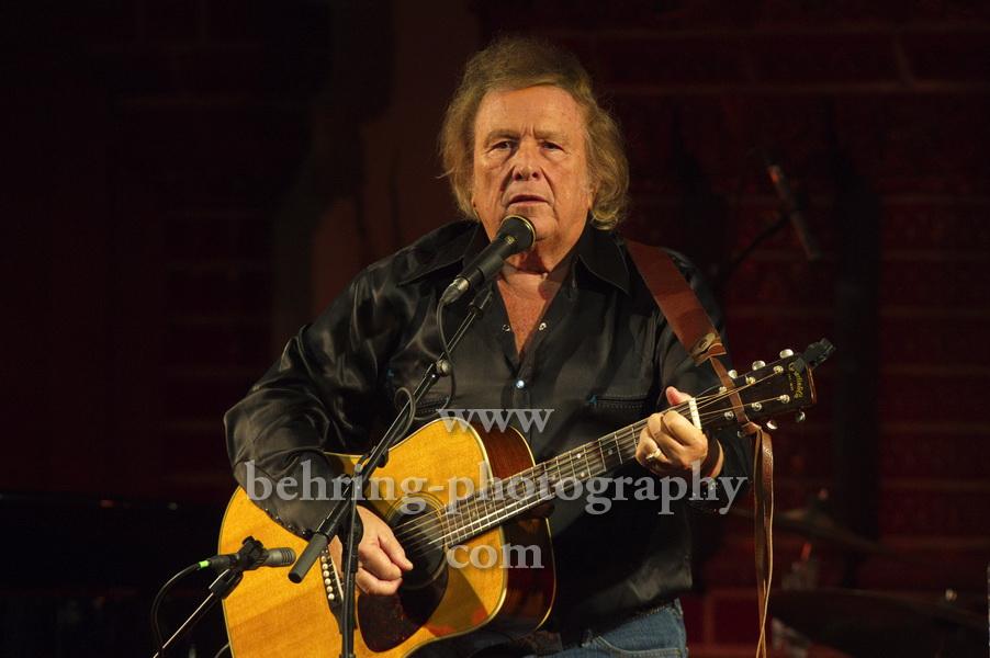 Don McLean, Konzert, Passionskirche, Berlin, 08.10.2018