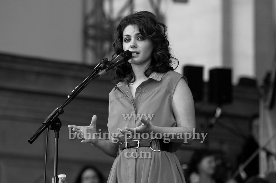 Katie Melua, Classsic Open Air Gendarmenmarkt, Berlin, 09.07.2012,