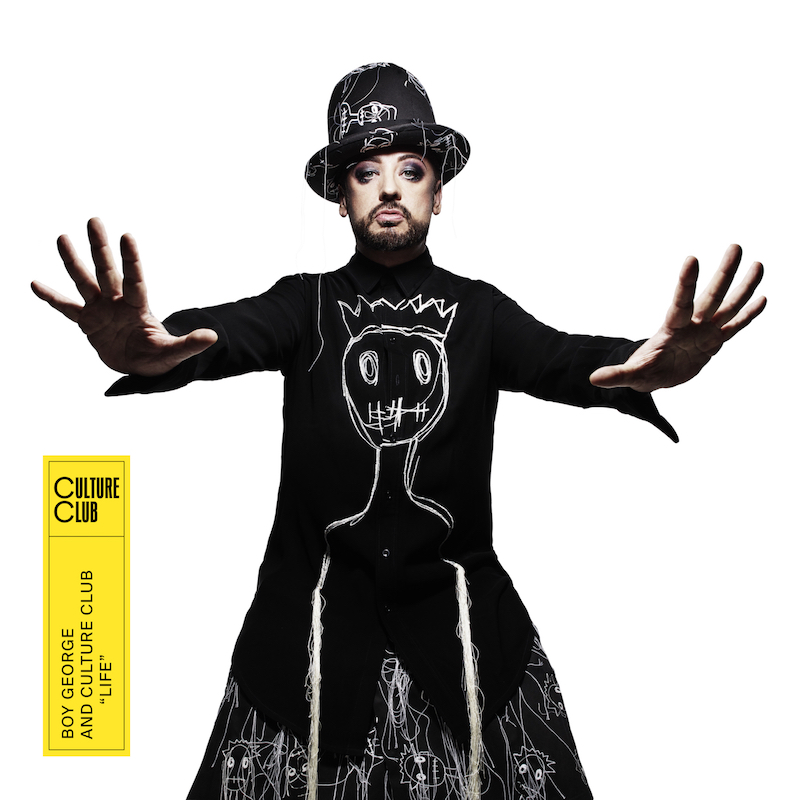 Boy George and Culture Club, LIFE, PACKSHOT_Album_800