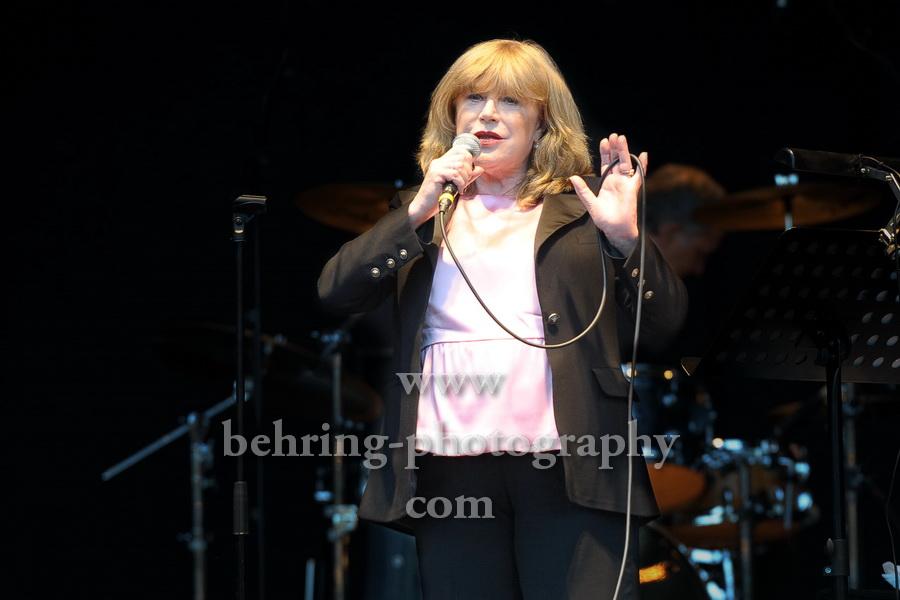 Marianne Faithfull, Konzert, Zitadelle Spandau, Berlin, 29.05.2011