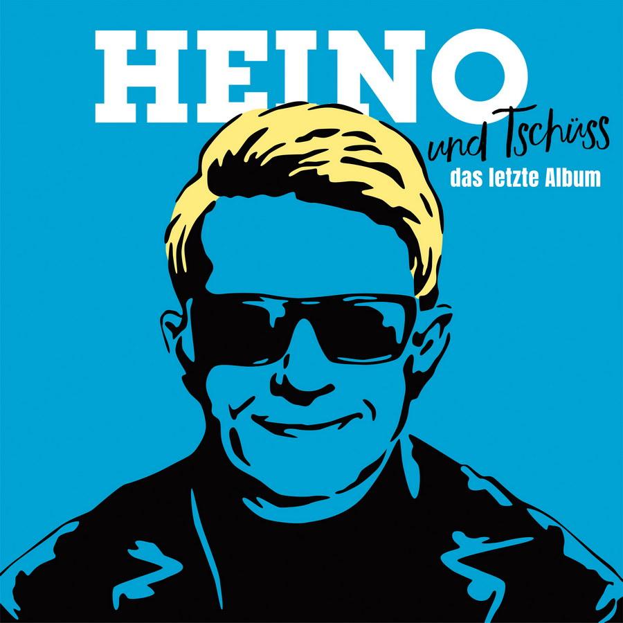 Heino, Und Tschuess, AlbumCover3K_V02