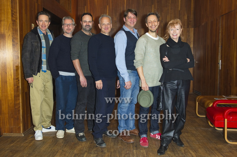 DER PRAG KRIMI, Photo Call, Berlin, 20.11.2018