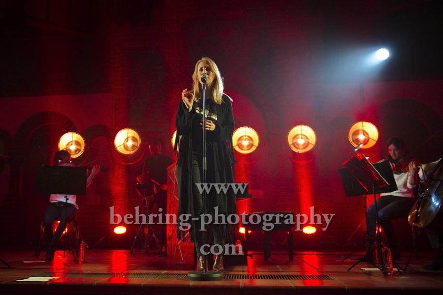 Alexa FESER, Konzert in der Passionskirche, Berlin, 19.04.2018
