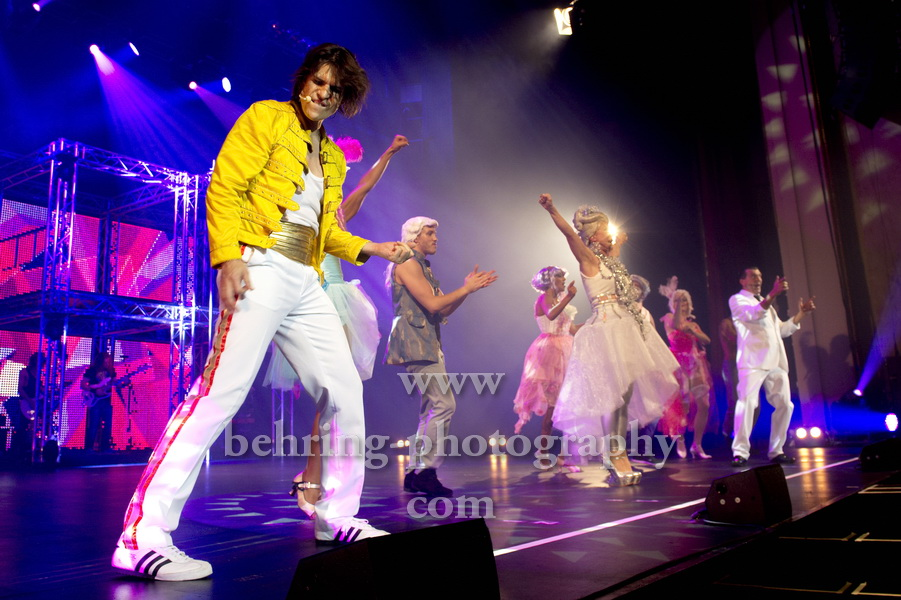 Musicals in Berlin, FALCO meets Mercury, Admiralspalast, Berlin, 14.10.2014, Premiere