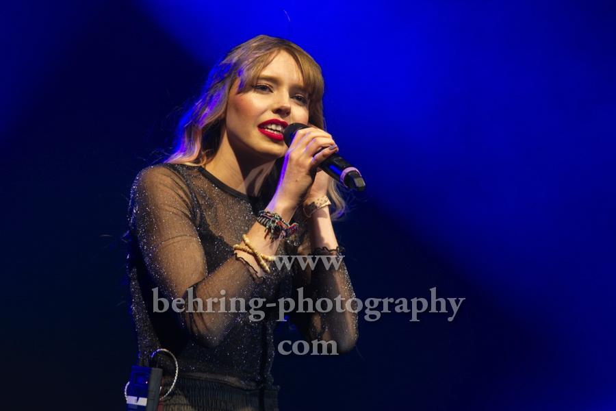 LINA, Konzert in der Columbiahalle, Berlin, 18.03.2018
