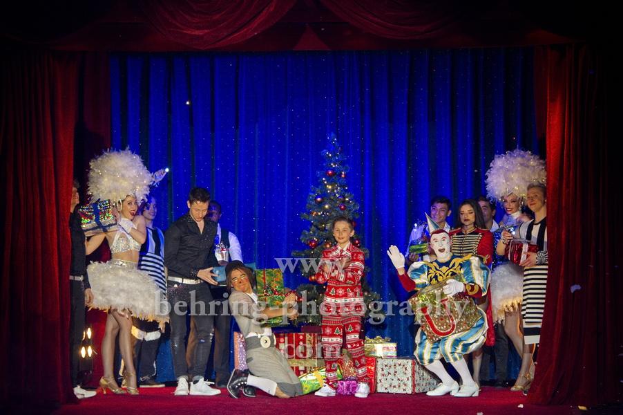 Roncalli Weihnachtscircus, Premiere, Tempodrom, Berlin, 22.12.2018