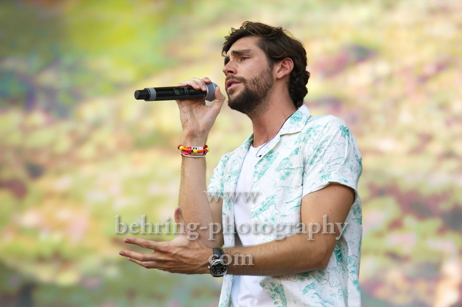 Alvaro Soler, STARS FOR FREE in der Wulheide, Berlin, 18.08.2018