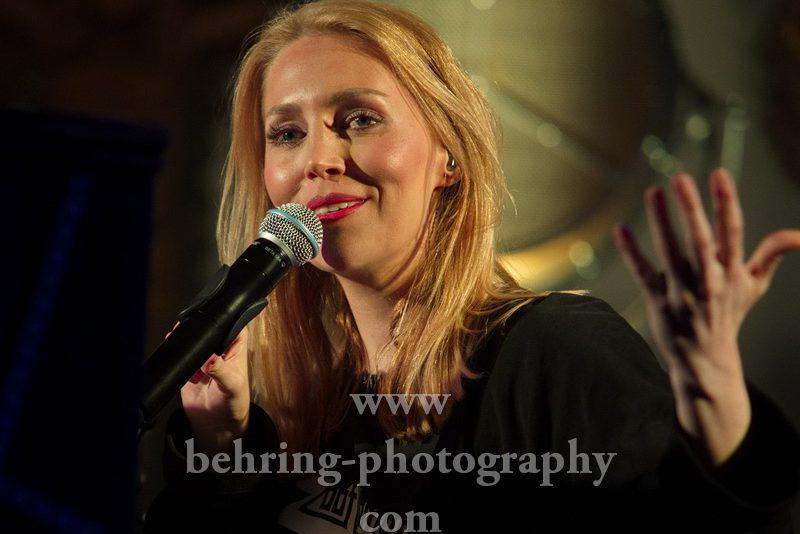 """""""Alexa FESER"""", Konzert in der Passionskirche, Berlin, 19.04.2018"""