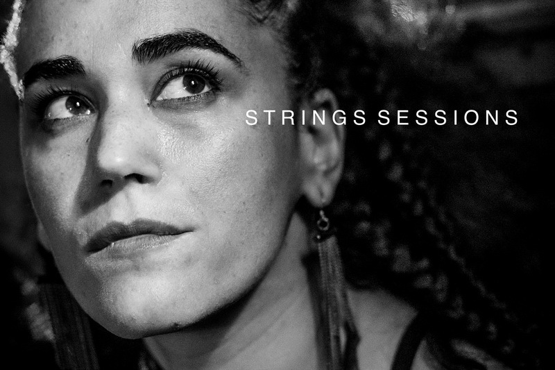 Sarah Ferri, Strings Sessions_2x3