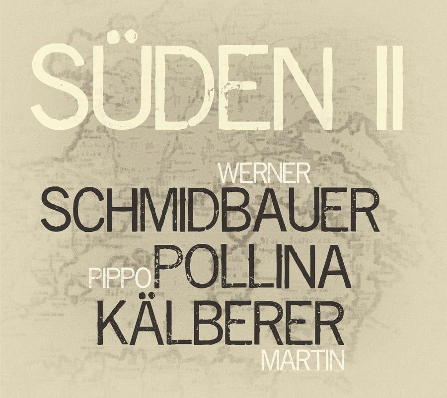 Schmidbauer Pollina Kälberer - Süden II, Cover