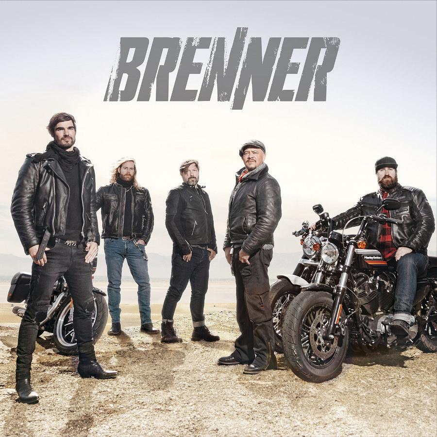 BRENNER, Album_Cover