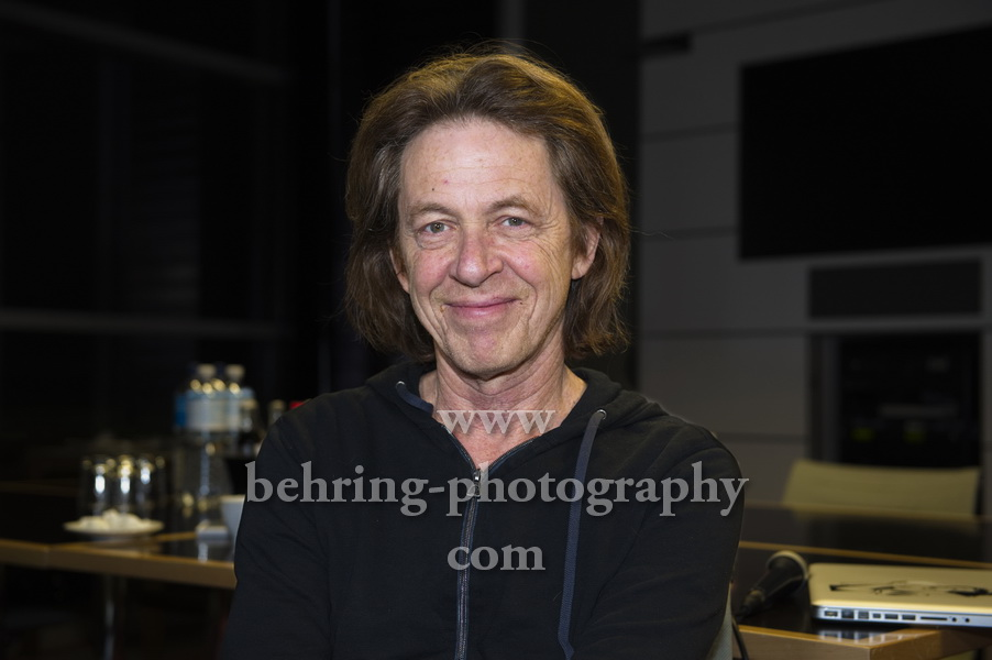 Dominic Miller, Photocall, Universal Music, Berlin, 25.01.2019