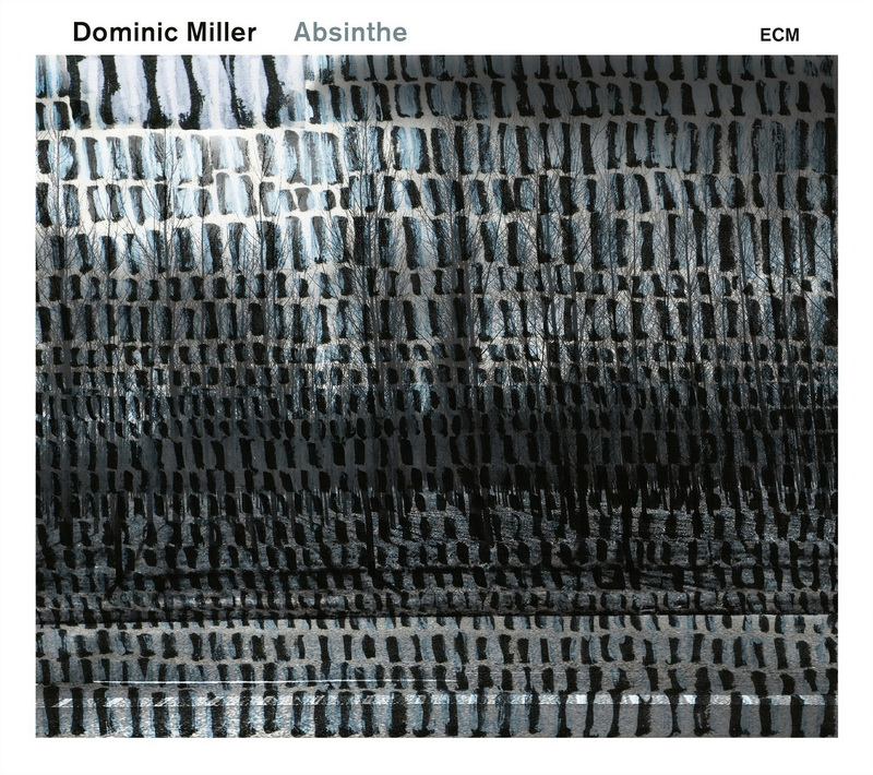 Dominic Miller, ABSINTHE_Cover