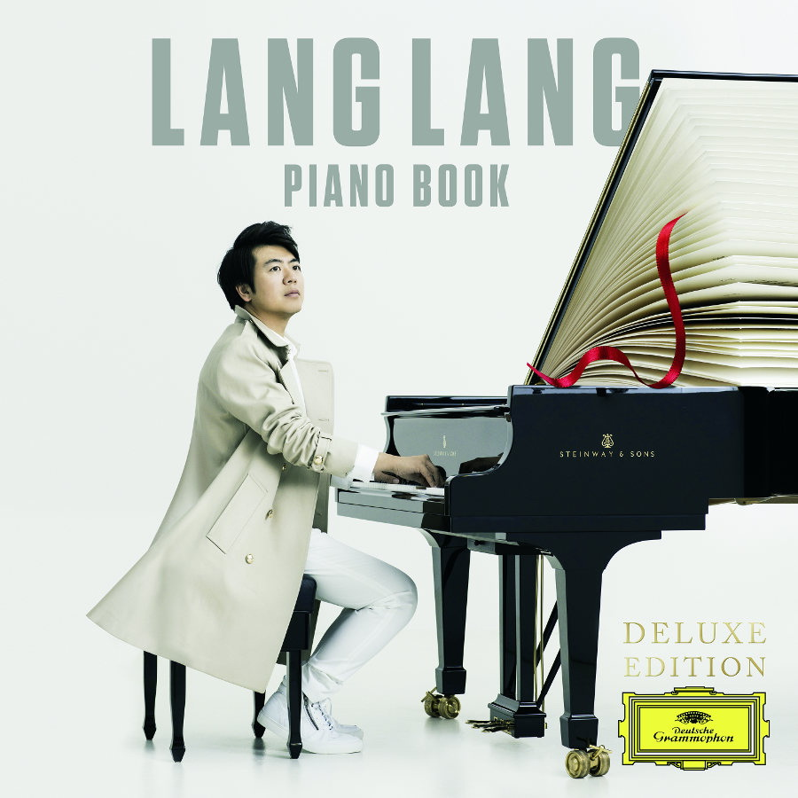 LangLang, Piano_Book_Cover