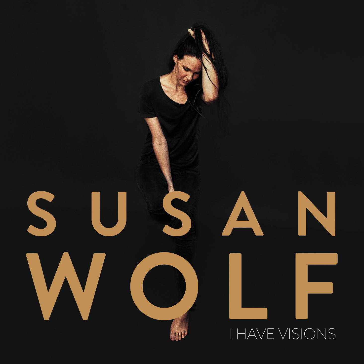 SusanWolf, I Have Visions, Covermotiv