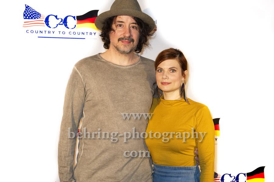 Mrs.Greenbird, Festival, Photo Call im UCI LUXE Cinema, Berlin, 02.03.2019