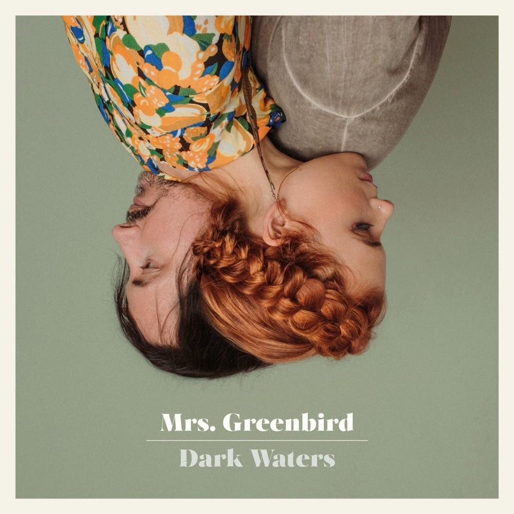 mrs.greenbird, dark water, cover