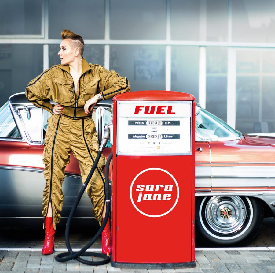 Sarajan, Fuel, Albumcover