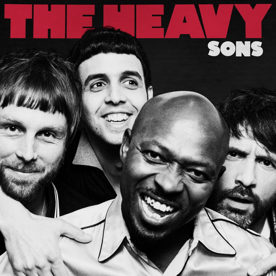 The Heavy, Sons, Albumcover