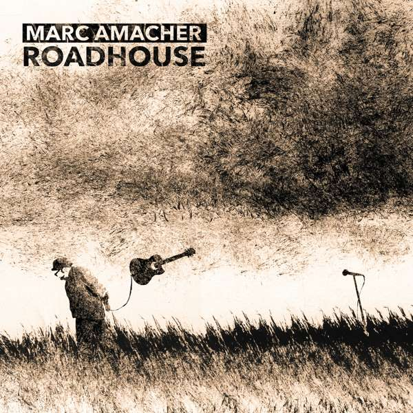 Marc Amacher, Roadhouse, Albumcover