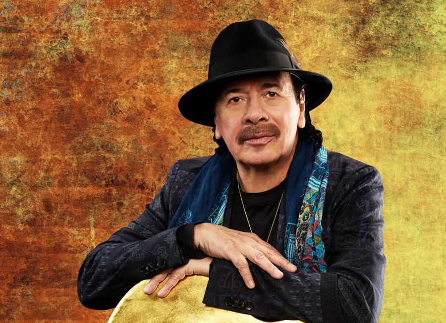 Santana Portrait 2019, Copyright: Marianne Bilham