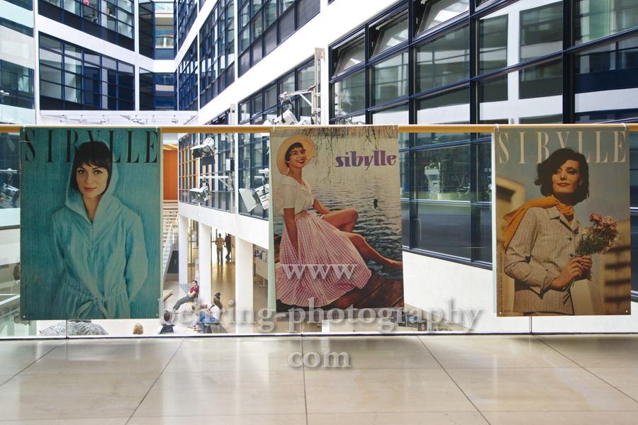 SIBYLLE, Ausstellung im Willy-Brandt-Haus, Berlin, 07.06. - 25.08.2019