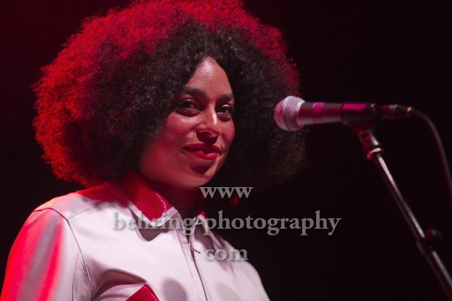 CELESTE bei ihrem Konzert in der Columbiahalle in Berlin am 09.07.2019