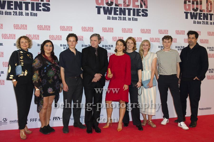 """GOLDEN TWENTIES"", Photocall, Kino International, Berlin, 19.08.2019"