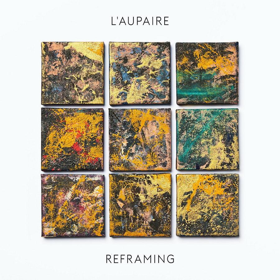 L'Aupaire - Reframing - Albumcover