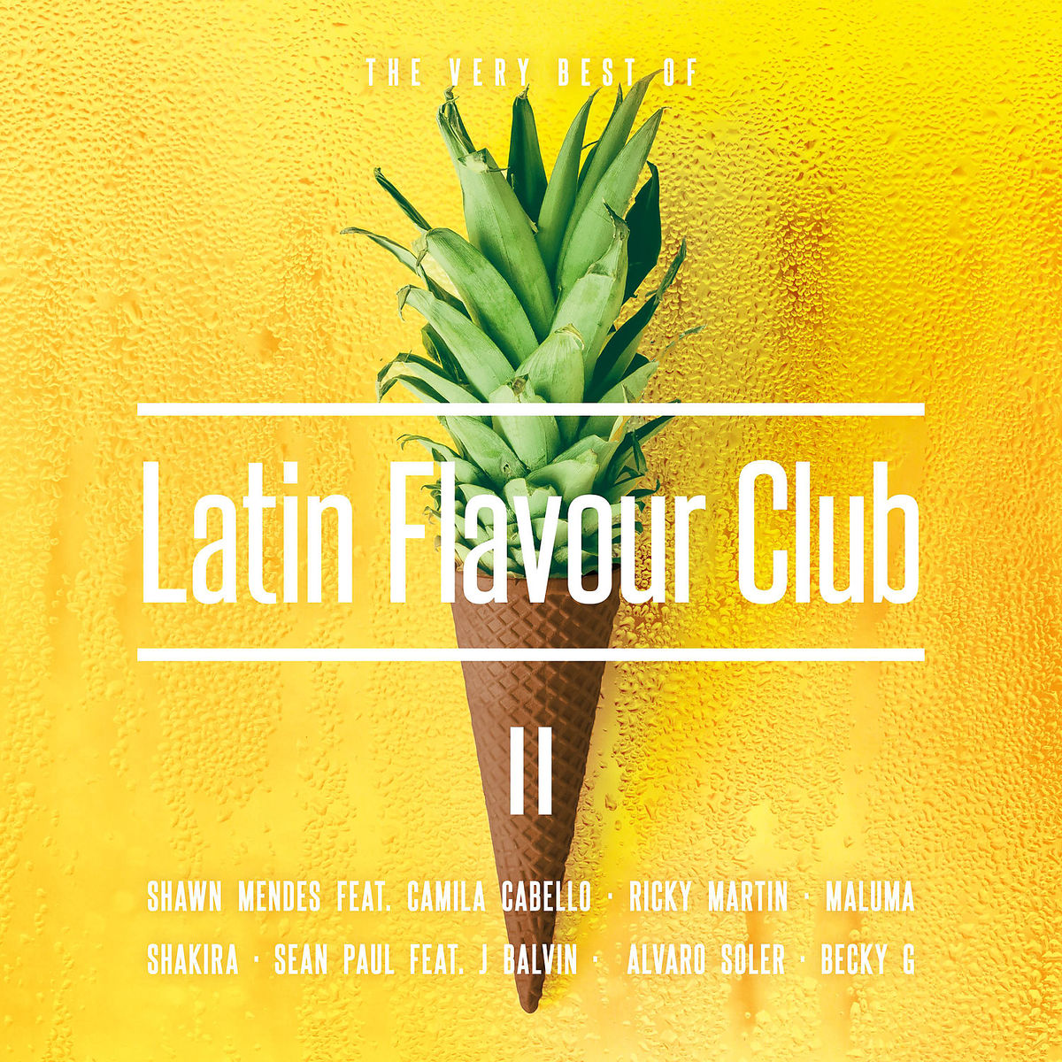 Latin Flavour Club II - The Very Best Of II - CMS Source