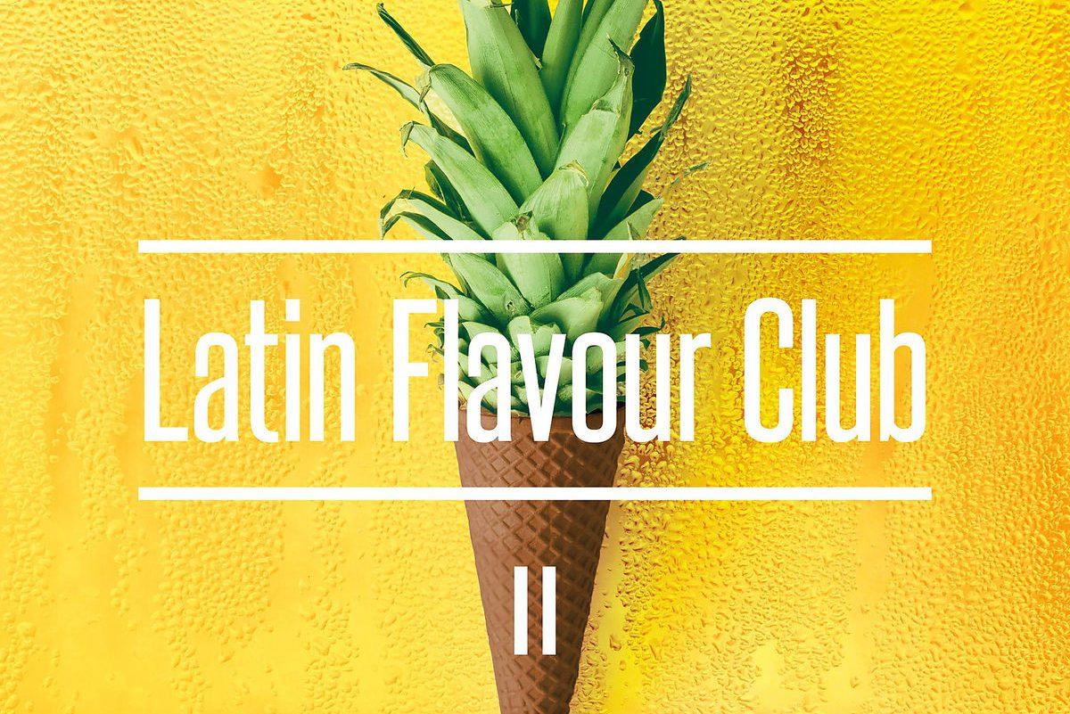 Latin Flavour Club II - Titelbild