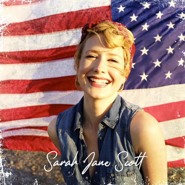 Sarah Jane Scott Album Cover - CMS Source