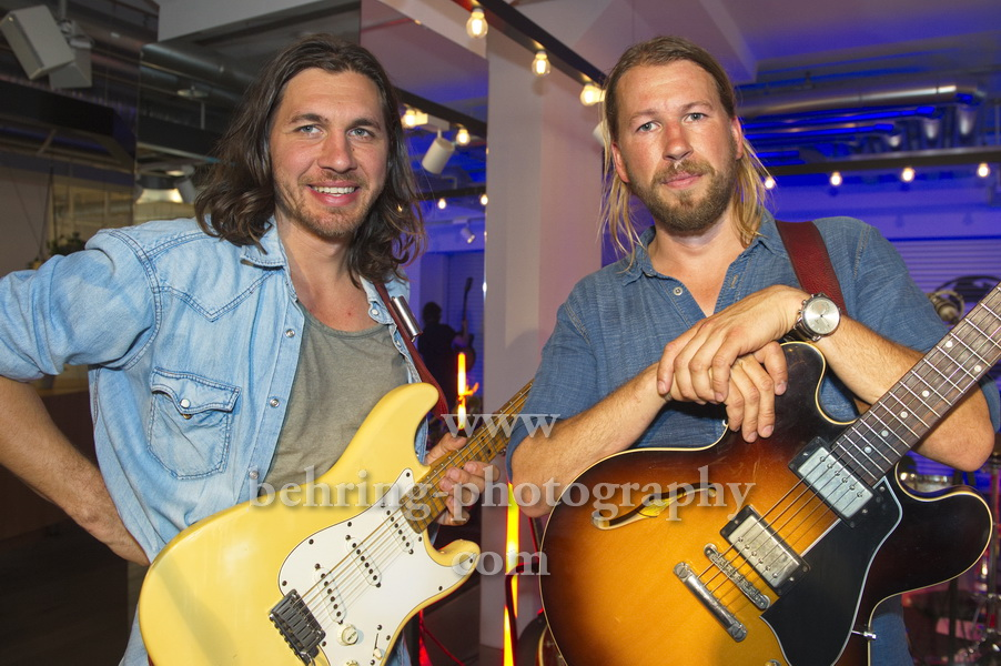 "Rückblick 2019 - ""TESKEY BROTHERS"", Showcase, Universal Music, Berlin, 11.07.2019"
