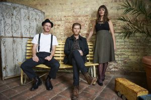The Lumineers - mit neuem Album auf Tour @ Universal Music / Verti Music Hall
