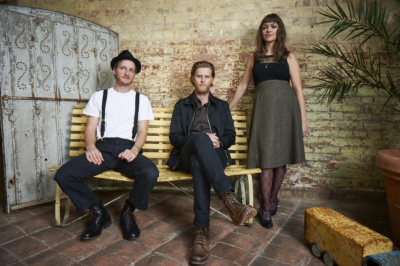 The Lumineers 2016 - CMS Source