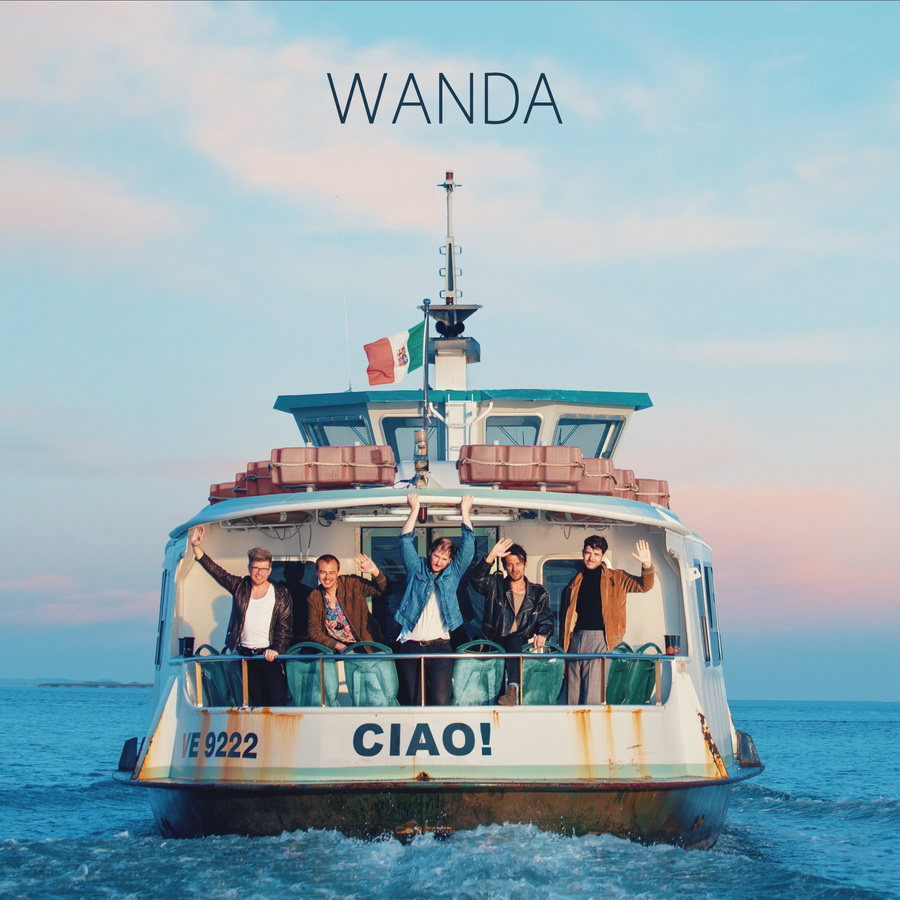 Wanda Ciao - CMS Source, cover