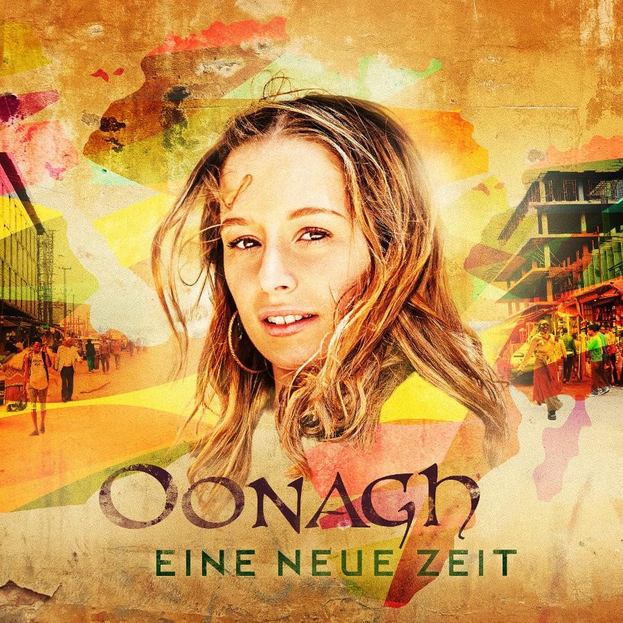 oonagh - eine neue zeit, cover
