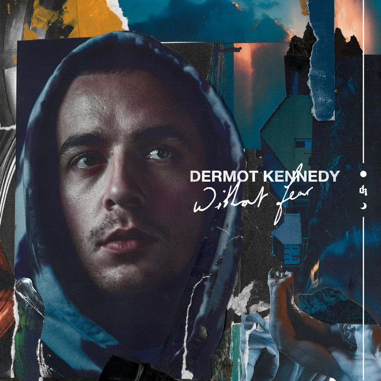 Dermot Kennedy - Without Fear - Albumcover, CMS Source