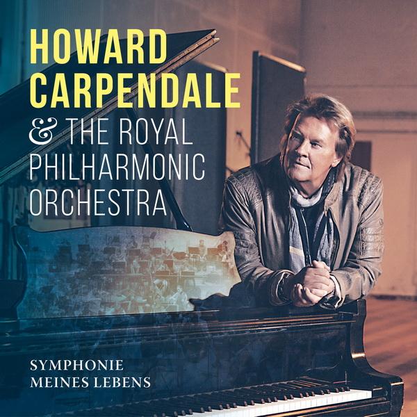 Howard Carpendale, Symphonie_meines_Lebens_Cover