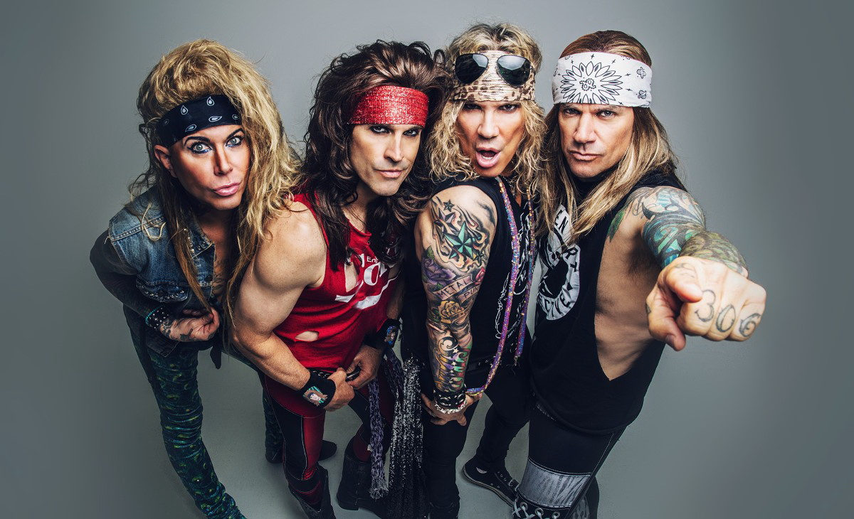 Steel Panther 2019_tight-Photo-by-David-Jackson