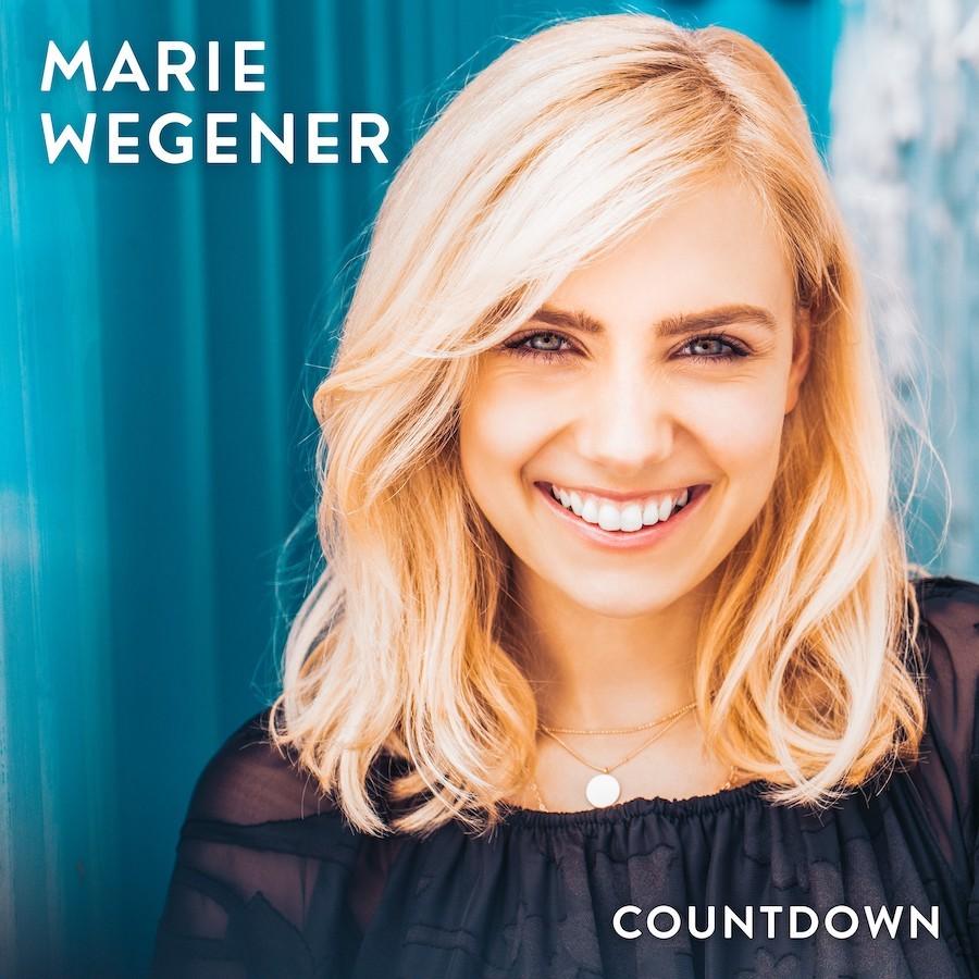 marie wegener countdown cover