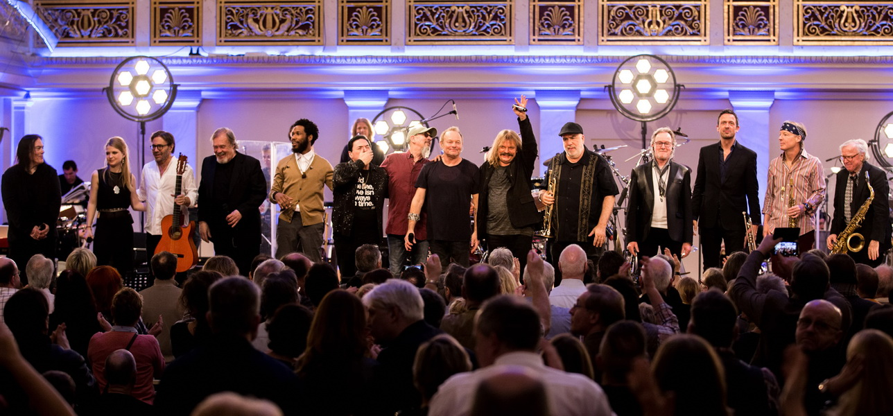 Mandoki-Soulmates, Berlin-Konzerthaus-Group