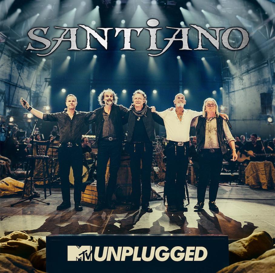 Santiano, MTV Unplugged, Album-Cover