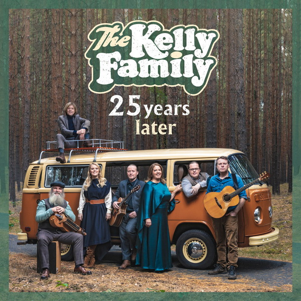 The Kelly Family, Album-Cover