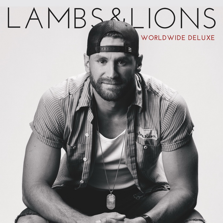 Chase Rice, Lambs_And_Lions_abum artwork
