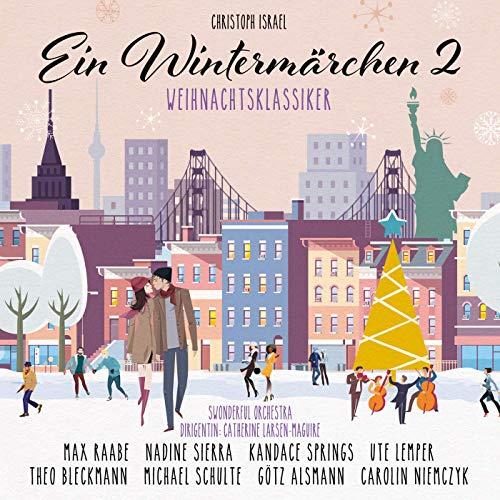 Christoph Israel Ein Wintermärchen2, cover
