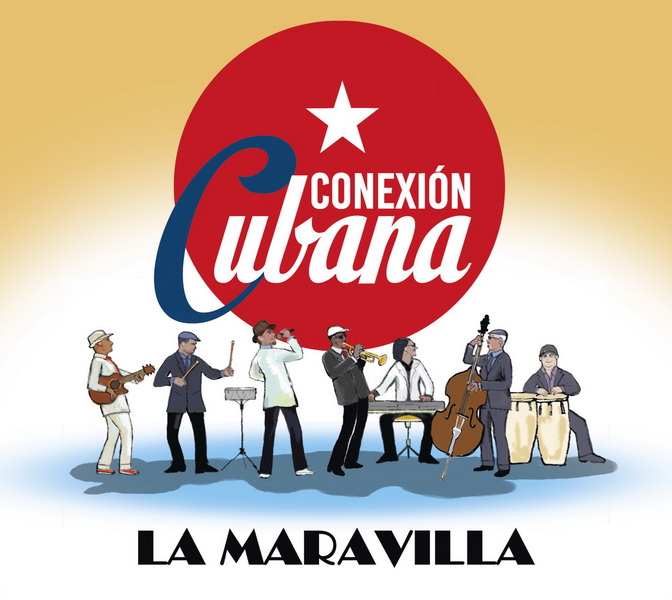 connexion cubana, cover